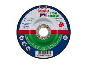 Faithfull, Depressed Centre Stone Grinding Discs