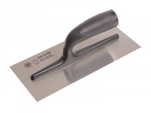 Faithfull 816P Plastering Trowel Plastic Handle 11 x 4.3/4in