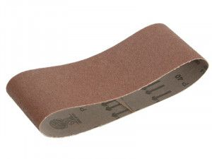 Faithfull, Cloth Sanding Belts