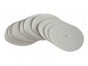 Faithfull, Paper Sanding Discs 125mm