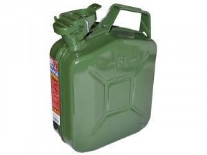 Faithfull, Metal Jerry Can