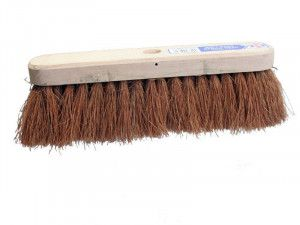 Faithfull Broom Head Soft Coco 300mm (12in)
