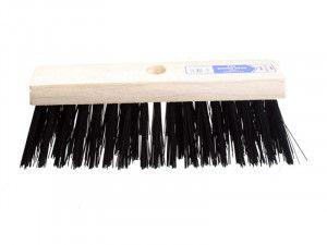 Faithfull Flat Broom Head PVC 325mm (13in)