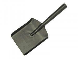 Faithfull Coal Shovel One Piece Steel 150mm