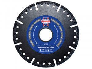 Faithfull Specialist Allcut Diamond Blade 115 x 22mm