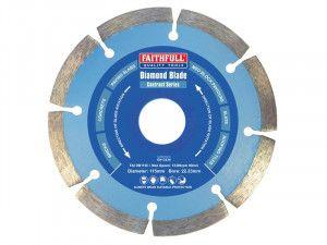 Faithfull, Contract Diamond Blades