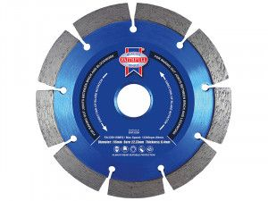 Faithfull Mortar Raking Diamond Blade 115 x 22mm