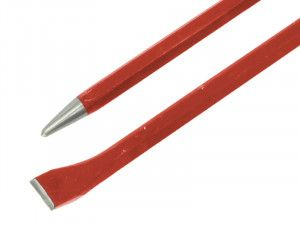Faithfull Bent Chisel Digging Bar 6.4kg 25mm x 1.5m