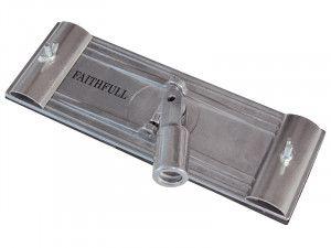 Faithfull Drywall Pole Sander Head 235 x 80mm (9.1/4 x 3in)