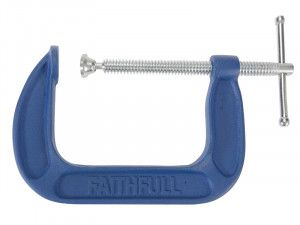 Faithfull, G Clamps - Medium Duty