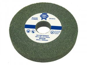 Faithfull, Grinding Wheels, Silicon Carbide