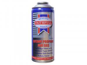 Faithfull, Butane Propane Gas Cartridges