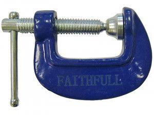 Faithfull, Hobbyists Clamps