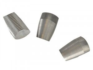 Faithfull Set Jaws For Long Arm & Lazy Tong Riveters (Pack of 3)