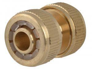 Faithfull Brass Hose Mender 12.5mm (1/2in)
