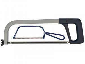 Faithfull Handyman Hacksaw 300mm (12in) Plus Junior Saw 150mm (6in)