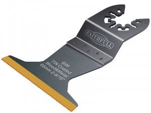 Faithfull, Flush Cut Bi-Metal TiN Coated Blades