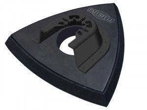 Faithfull Delta Hook & Loop Sanding Pad Triangular 93mm