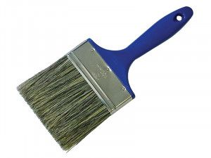 Faithfull Shed & Fence Brush 100mm (4in)