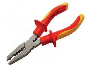 Faithfull VDE Electricians Pliers 170mm