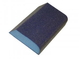 Faithfull Combi Foam Sanding Block 90 x 75 x 25mm