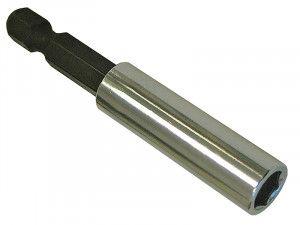 Faithfull Magnetic Bit Holder 1/4in 60mm Standard