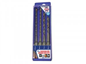Faithfull, SDS Plus Drill Bit Sets