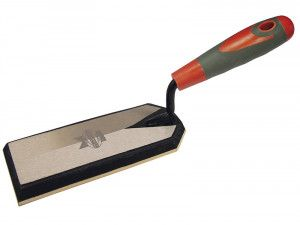Faithfull Grout Trowel Soft Grip Handle 6 x 2.1/2in