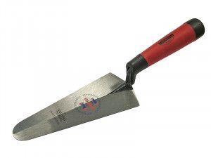 Faithfull Gauging Trowel Forged Blade Soft Grip Handle 7in