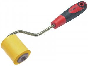 Faithfull Seam Roller - Soft, Soft-Grip Handle