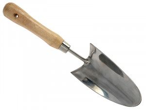 Faithfull Stainless Steel Hand Trowel