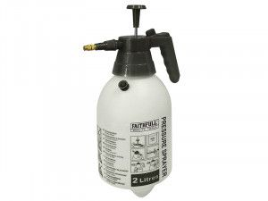 Faithfull Hand Held Pressure Sprayer 2 Litre