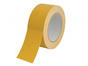 Faithfull Double Sided Tape Heavy-Duty 50mm x 25m