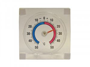 Faithfull Thermometer Stick On-window