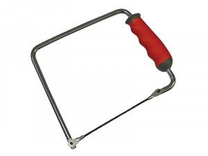 Faithfull Tile Rod Saw Soft-Grip Handle 150mm