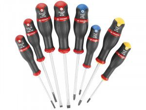 Facom Protwist Screwdrivers Set of 8