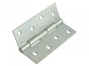 Forge, Butt Hinges - Zinc Plated