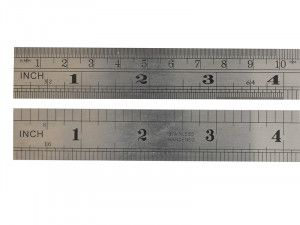 Fisher, Stainless Steel Rule