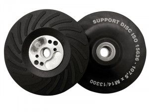 Flexipads World Class, Angle Grinder Pads, Turbo Black Hard
