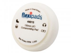 Flexipads World Class, White Polishing Foams