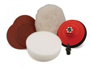 Flexipads World Class Sanding & Polishing Kit M14 & 6mm GRIP®