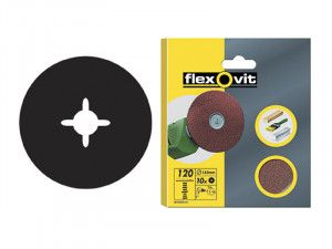 Flexovit, Drill Mountable Discs 125mm