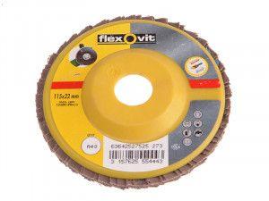 Flexovit, Flap Discs 125mm