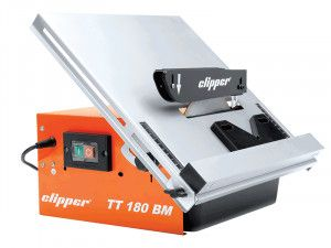 Flexovit TT180BM Water Cooled Pro Tile Cutter in Carry Case 550 Watt 240 Volt
