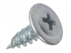 Forgefix Drywall Screw Wafer Head TFT ZP 4.2 x 13mm Bulk 1000