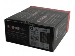 Forgefix ForgeFast Torx® Compatible Wood Screw Pack 1800 Piece