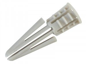 Forgefix, Plasterboard Plugs, Nylon