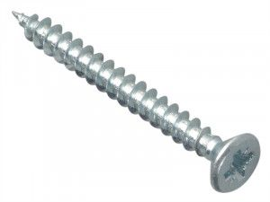Forgefix, Multi-Purpose Screws, Pozi, CSK, ZP
