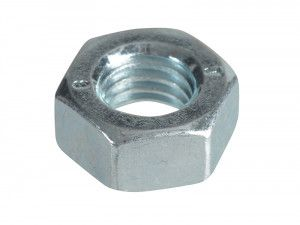 Forgefix, Hexagonal Nuts & Washers, ZP