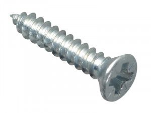 Forgefix, Self-Tapping Screws, Pozi, CSK, ZP